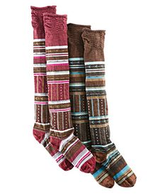 Out And A-Boot Socks - Shoes & Accessories - Cold Weather Gear - Title Nine
