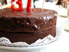 No se que pasó la semana pasada que con este calor, a las bloggeras les dá por hacer pasteles. Pues bien, primero vi el sacher de Bruma. Y lo tuve claro, ese sería el pastel de mi cumple. Siiiiiiii! El … Sigue leyendo →
