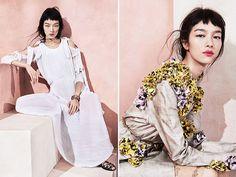 Vogue China (May 2014).