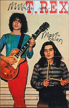 T Rex Band, Children Of The Revolution, Rock Revolution, Electric Warrior, Marc Bolan, Funny Caricatures, Music Express, Music Pics, Important People