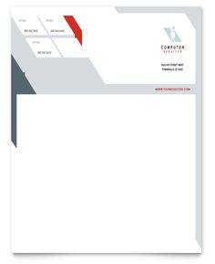 Do-It-Yourself Marketing: Create a Corporate Letterhead Design