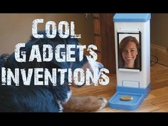 Cool Inventions & Gadgets That Are Not Famous Enough Cool Inventions, Cool Gadgets, Youtube, Home Decor, Decoration Home, Room Decor, Home Interior Design, Cool Tech Gadgets, Youtubers
