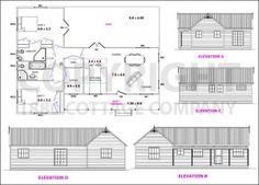 Single Bay Villa, Quality Timber Home Timber House, Bedroom Office, Cottage Design, Stables, Sheds, Outdoor Living, Villa, Floor Plans, Entertaining