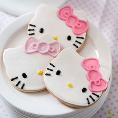 These Hello Kitty Desserts Are Almost Too Cute To Eat
