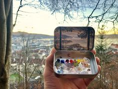 Matthew Betancourt captures the late afternoon sunset from from Fjellveien in his Mini Tin named 'Fra Fjellveien'. Available in custom depth frame and art glass in our web shop. Shop Art, Travel Design, Floating Frame, Bergen, Norway, Glass Art, Art Gallery, Fine Art, Drawing