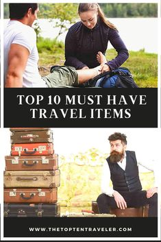Must Have travel items, travel items must have, travel items essentials, travel items list, essential travel items packing list, essential travel items carry on bag, travel accessories, travel accessories gadgets, travel accessories must have, travel accessories international #TravelAccessories #EssentialTravelItems #Packinglist #Thetoptentraveler Packing Hacks, Packing Tips For Travel, Free Travel, Travel List, Best Travel Gifts, Travel Essentials For Women, Travel Checklist, Travel Items, Top Destinations