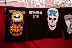 Warped Tour Merch Booth Breakdown pt. 2 (Real Friends, Motionless In White, Issues, Neck Deep, more) - Alternative Press
