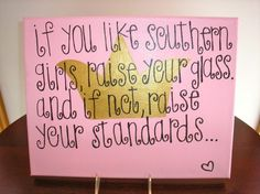 Southern Girls...