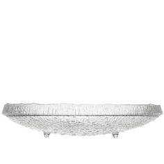 iittala Ultima Thule Footed Centerpiece Bowl - Made in Finland All The Small Things, Kitchenware, Tableware, Home Accents, Centerpieces, Sweet Home, Pottery, Glass, Kitchen Products