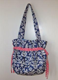 Zinnoberrot: Eine Tasche für mich