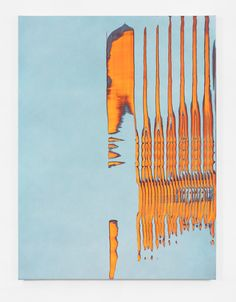 "ilovetocollectart:""Tauba Auerbach - Grain: Chiral Fret Sublimation, Acrylic on canvas"" Tauba Auerbach, Inspiration Design, Encaustic Art, Contemporary Abstract Art, Graphic Design Art, Bunt, Wall Art Decor, Art Pieces, Poster Prints"