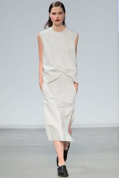 Helmut Lang Spring 2014 Ready-to-Wear - Collection - Gallery - Style.com