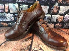 Havana Joe By Panama Jack Sz 47 EU 13 US Brown Leather Oxford Shoes *QUALITY*  | eBay