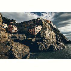 Manarola village in Cinque Terre in Italy. Photo by Dmitri Korobtsov.