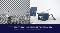 Speed UV-Mapping in Cinema 4D