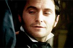 Ok, can we just talk a little about how awesome this gif is? He smiles because his mother loves him, but then he looks down remembering the woman he loves and how she rejected him.