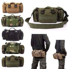 Outdoor Travel Military Tactical Pack Camping Bags (Big Volume) - Realty Worlds Tactical Gear Dark Art Relationship Goals Tactical Packs, Tactical Bag, Tactical Equipment, Hiking Equipment, Hiking Backpack, Backpack Bags, Outdoor Reisen, Tac Gear, Utility Pouch
