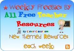 All Free Teacher Resources. A resource to keep checking with.