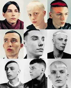 Raf Simmons - Isolated Heroes by David Sims.