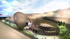 Malaysia Pavilion at Expo Milano 2015, Milan, 2015 - Expo Milano 2015