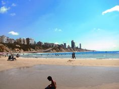 My home for the next 10 months. Netanya, Israel :)