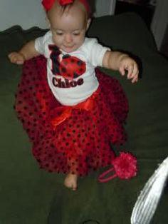 Ladybug Party Ideas - PIP heavy