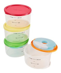 Jaxx 1-Cup Chilled Container Set   zulily