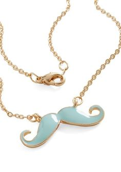 You Mustache Be Kidding Necklace