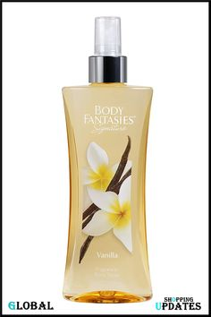 Vanilla Body Spray, Vanilla Perfume, Fragrance Mist, Body Mist, Bath And Body Works, Body Lotion, Sprays, Shopping, Lotions