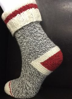 Ravelry: Sock Monkey Work Socks by Joan Janes