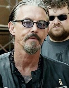 Chibs and Phil - Sons of Anarchy