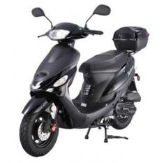 Taotao ATM Gas Street Legal Scooter - Buy New Scooters Online - Vehículos 49cc Moped, 49cc Scooter, Moped Scooter, Vespa Scooters, Vintage Mopeds For Sale, Tao, Street Legal Scooters, Gas Moped, Gas Powered Scooters