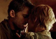 Jaime and Cersei 6x06