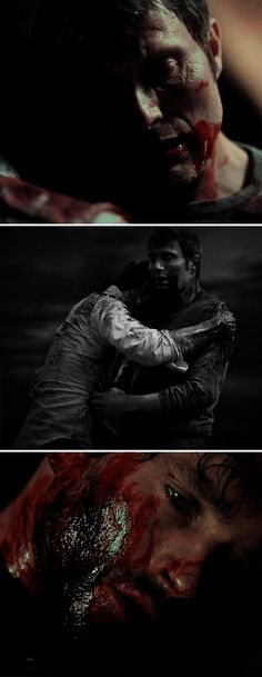 Hannibal 3x13 The Wrath of the Lamb. Source: mikkelsenmads.tumblr