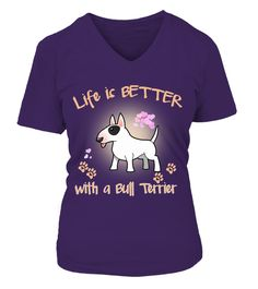 # Bull Terrier Dog Breed Lover .  HOW TO ORDER:1. Select the style and color you want: 2. Click Reserve it now3. Select size and quantity4. Enter shipping and billing information5. Done! Simple as that!TIPS: Buy 2 or more to save shipping cost!This is printable if you purchase only one piece. so dont worry, you will get yours.Guaranteed safe and secure checkout via:Paypal | VISA | MASTERCARD