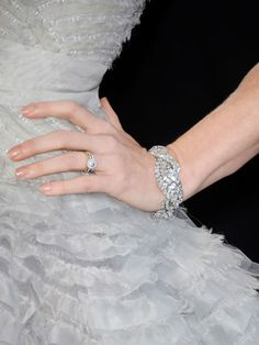 Easiest manicure ever: bare nails! Amy Adams even wore them on the red carpet. Boost shine with a clear topcoat.