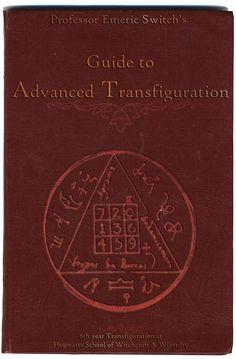 Guide Advanced Transfiguration by Lost-in-Hogwarts.deviantart.com on @deviantART