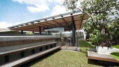 Ampera Six / Chrystalline Architect. Indonesia