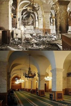 Aleppo Before And After, Syrian Civil War, Ruined City, Israel Palestine, Before And After Pictures, Foreign Policy, Damascus, Photojournalism, Middle East