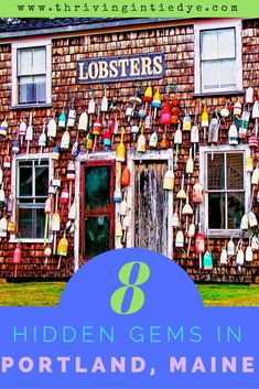 Looking for the perfect weekend getaway in Maine? Look no further! Portland, Maine is the perfect city to visit for a weekend. Check out this guide for 8 places you need to check out while you visit! This travel guide includes shopping, restaurants, hotels, live music and other things to do! Check out this article for 8 hidden gems in the city of Portland, Maine!
