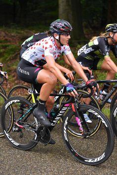 20th Boels Rental Ladies Tour / Stage 2  Lisa BRENNAUER Mountain jersey/  Eibergen Arnhem / Women / BRL /