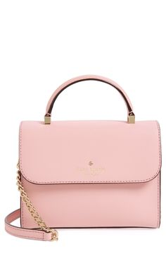 Simply swooning over this kate spade new york 'cedar street - mini nora' crossbody bag. It's the perfect shade of pastel pink.