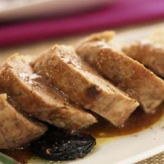 Pork and Prune Casserole World Recipes, Diet Recipes, Cooking Recipes, Lidl, My Favorite Food, Favorite Recipes, Filets, Ramen, Easy Healthy Dinners