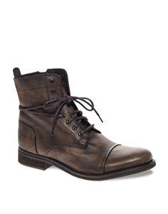 Jack & Jones Intelligence Groucho Leather Boots