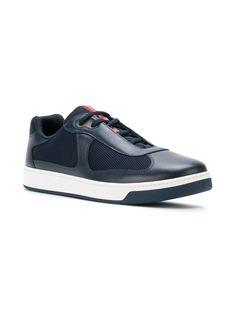 0d4fce7b1336 Prada lace-up Sneakers - Farfetch