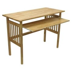 Target: Winsome Folding Desk - Natural (cc.Because serious business needs a place to happen)