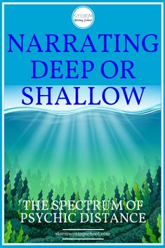 A wonderfully in-depth lesson on narration, including deep POV, distant narration, and everything in between. Writing Romance, Fiction Writing, Writing Advice, Writing Resources, Writing A Book, Writing Prompts, Writing Guide, Writing Strategies, Writing Ideas