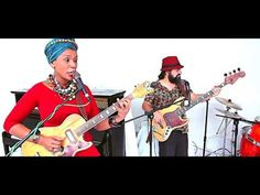 "Ligria - Carmen Souza (from the album ""Creology"") - YouTube"