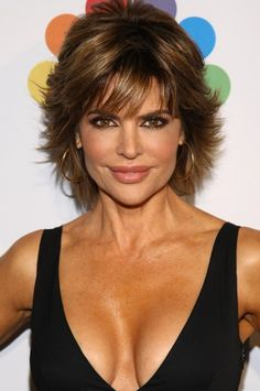Haircuts for Thick Hair | ... Haircut for Thick Hair: Lisa Rinna Hairstyles | Hairstyles Weekly