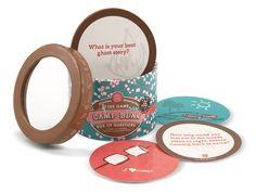 Melissa & Doug Camp Bunk Box of Questions - Mini